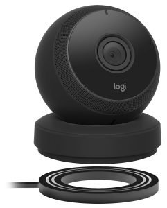 Logitech Circle Wireless 1080p Video Battery Powered Security Camera