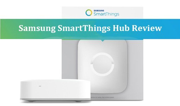 Featured image for article: Samsung SmartThings Hub Review