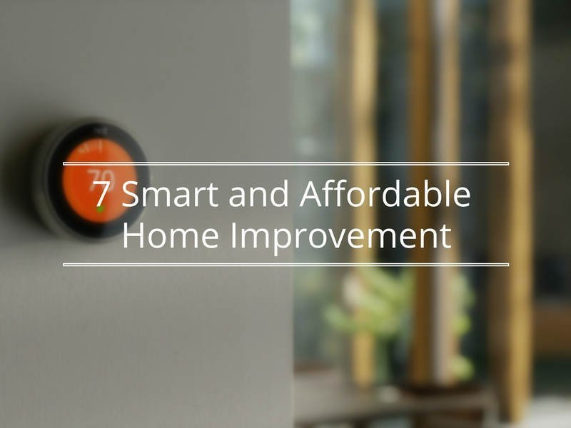 Featured image for article: Smart Home Improvement