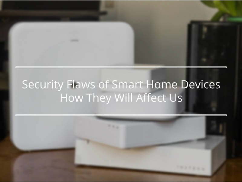 Featured image for article: Smart Home Hubs and other smart home devices stack on each other
