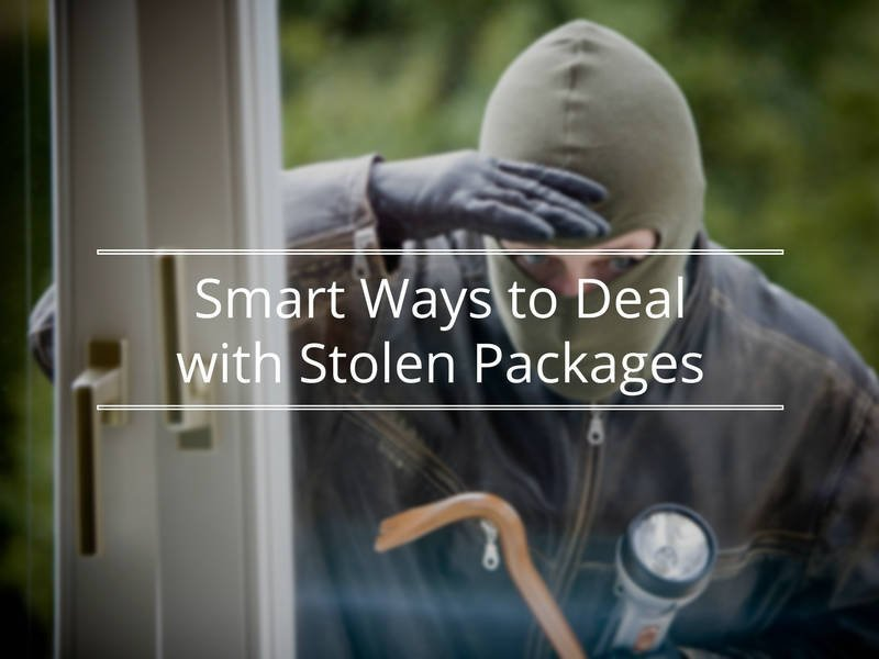 Featured image for article: Smart Ways to Deal With Stolen Packages