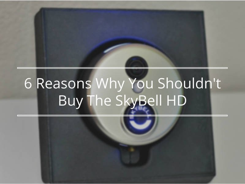 Featured image for article: Why You Shouldn't Buy The SkyBell HD