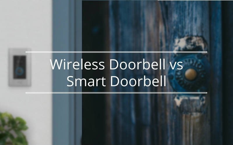 Featured image for article: Wireless Doorbell vs Smart Doorbell