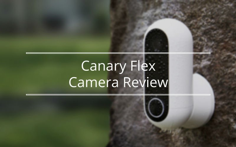 Featured image for Canary Flex Camera Review Article