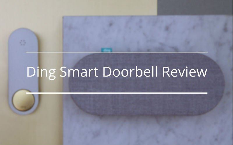 Featured image for article: Ding Doorbell Review