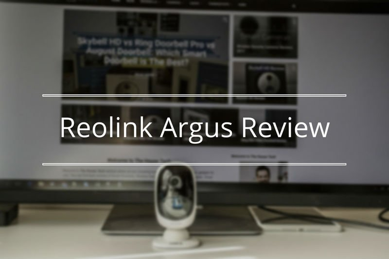Featured image for article: Reolink Argus Review