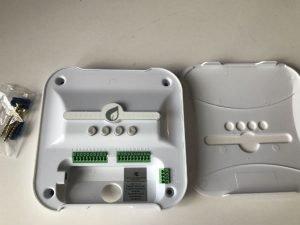 Spruce Smart Sprinkler Controller opened