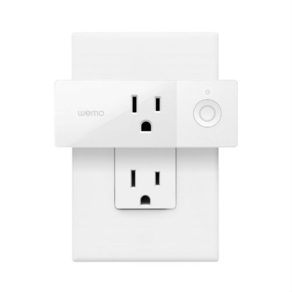 Best Smart Plugs Switches Reviews 2018 Jack Wiring Belkin Wemo Mini Smartplug