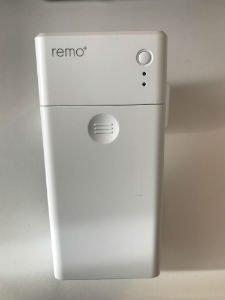 Back of Remo DoorCam