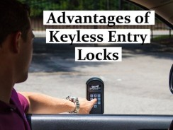 Advantages of Keyless Entry Locks