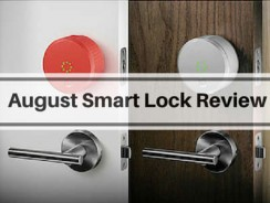 August Smart Lock Review
