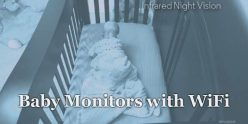 Baby Monitors with WiFi