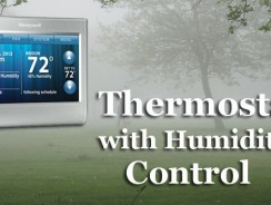Thermostats with Humidity Control