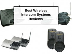 Best Wireless Intercom Systems for Home & Office Reviews 2019