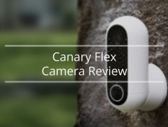 Canary Flex Camera Review