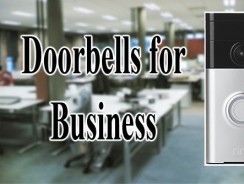 Best Doorbells for Business