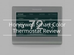 Honeywell Wi-Fi Smart Color Thermostat Review