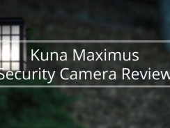 Kuna Maximus Smart Security Camera Light Review