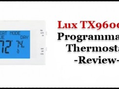 Lux TX9600TS Thermostat Review
