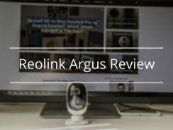Reolink Argus Security Camera Review