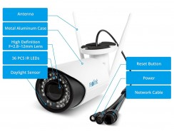 Reolink Wireless IP Camera Review