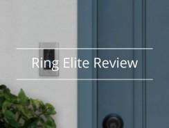 Ring Elite Video Doorbell Review