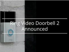 Ring Video Doorbell 2 Announced