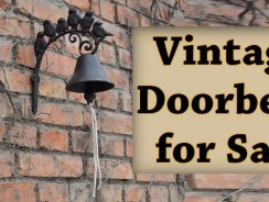 Vintage Doorbells for Sale